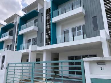 2 1/2 Sty Tingkat Rumah 24x70 Corner CHERAS CASH BACK RM15K