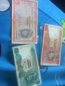My money collection