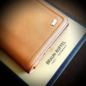 100% Original Authentic Original Braun Buffel Long