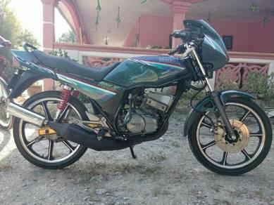 Yamaha RXZ Urgent