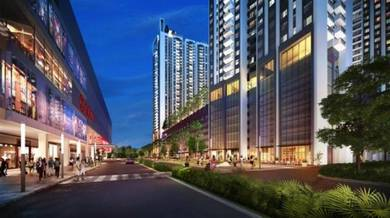 Gem Residences Perai Biggest Mall in Penang CNY