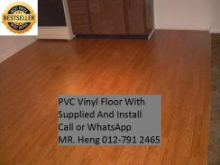 Ultimate PVC Vinyl Floor - With Install gyj475