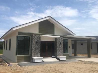 Rumah Banglo Bukit Marak (orang Melayu bukan anak Kelantan boleh beli)