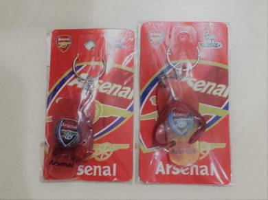Manchester United / Arsenal / Real Madrid Keychain
