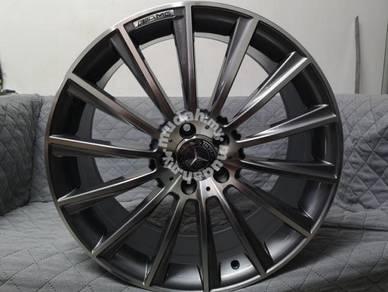 New mercedes 20 inch amg glc gla sport rim
