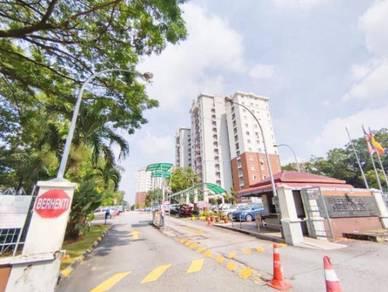 MURAH Duplex 3753SQFT Kemuncak Kondo For Sale