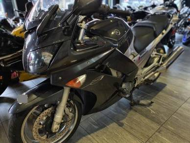 Yamaha FJR1300 ShowRoom Condition/ GTR1400