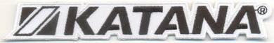 Katana Japan Golf Badge PGA Embroidered Patch