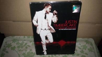 DVD Justin Timberlake-FutureSex/LoveShow 2DVD