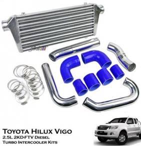 Toyota Hilux Vigo KUN15 KUN25 2KD Intercooler Kit