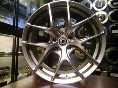 Kiassen id design 18inc rim for focus