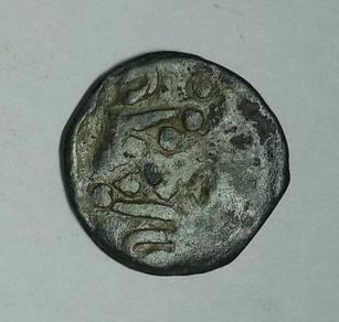 MaLACCA SULTAN MAHMUD SHAH TIN COIN 1456-1488-SMJ8