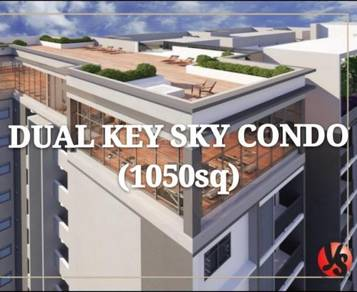 [freehold] [dual key] high end new condo, sentul kl [7 minutes to klcc