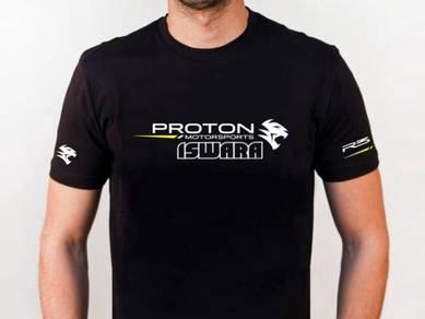 Baju T-Shirt PROTON ISWARA NSQ84 siap poslaju