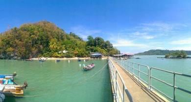 Tanah Murah View Laut Di Pulau Tuba Pulau Langkawi
