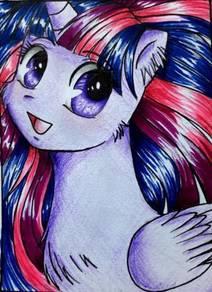 My Little Pony-Twilight Sparkle