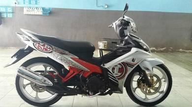 Yamaha lc135 v2 5s