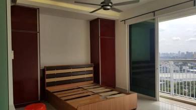 Ritze Perdana 2, Damansara Perdana, Fully Furnished Studio, City View