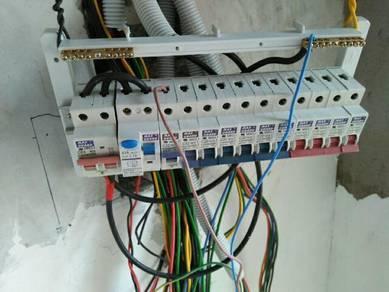 Memperbaiki wiring
