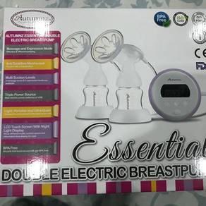 Double Electric Breastpump AUTUMNZ