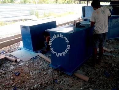 Bio-Filter Fiberglass Tank ( Aquaculture )