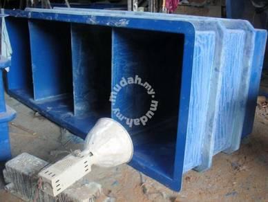 Bio- Filter Tank ( Fiberglass )