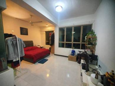 Ritze Perdana 1 F/Furn 1R1B1CP Damansara Perdana Great view Comfort