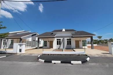 100% Loan, Single Storey Semi-D - Corner LOT, Sg Sungai Petani,