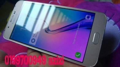 Samsung A8 16mp 32gb
