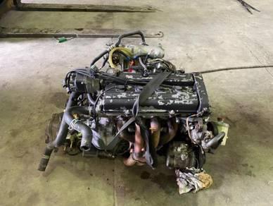 Honda dc2 b18b (manuel) engine engine complete