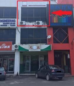 2nd Floor, 3 storeys Inter shoplot at Boulevard Commercial Centre Miri