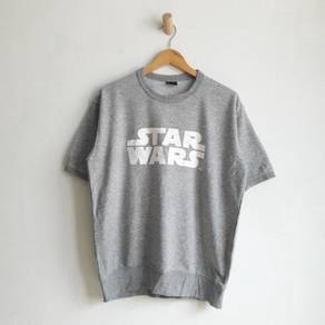 Gu global x star wars short sleeve sweatshirt