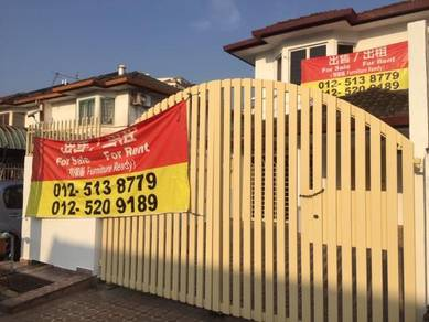 END LOT* Pandan Indah Double Storey (DIRECT OWNER)