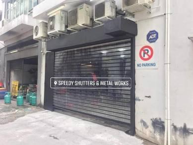 Roller Shutter  Shah Alam