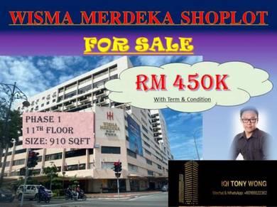 Wisma Merdeka Office Lot