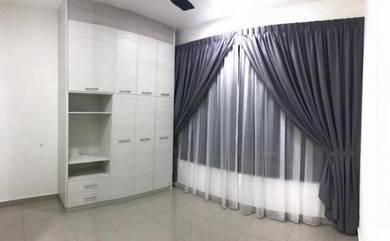 Conezion residence IOI RESORT CITY PUTRAJAYA 3BED FULLY 4 FAMILY+