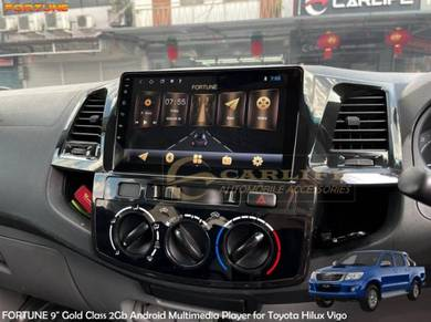 FORTUNE 2GB Gold Class Android Player Toyota Hilux