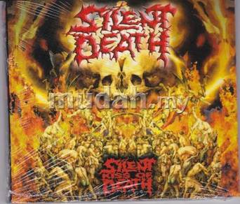 CD SILENT DEATH - Silent Kiss of Death