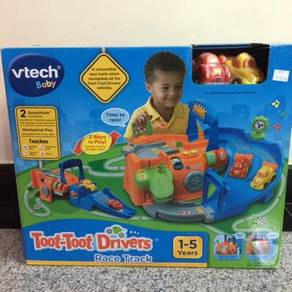 VTech Toot Toot Drivers Race Track