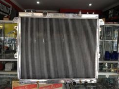 Synergy aluminium radiator toyota hilux vigo