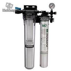 Everpure high flow rate purifier water system