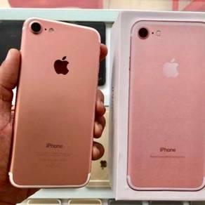 Iphone7 128gb rosegold