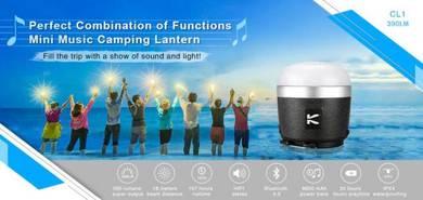 Klarus CL1 Camping LED Lantern Bluetooth Speaker