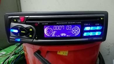 Radio kereta jensor (murah2)