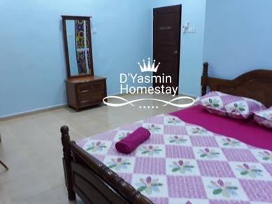 Homestay D'Yasmin Kuala Terengganu