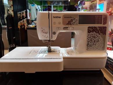 NV955 brother Embroidery Machine