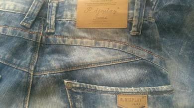 Original jeans. R.display branded(new)