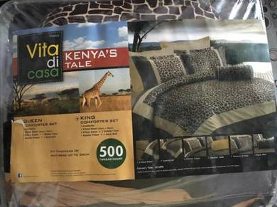 King-size comforter