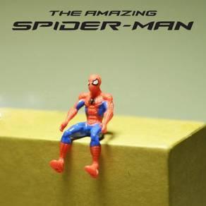 The Amazing Spiderman 2 mini seating figure