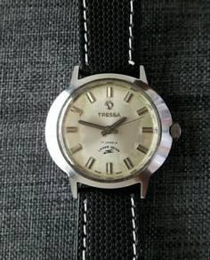 Vintage TRESSA Winding Men's Watch.